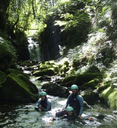 Descenso de Barrancos - Cantabria