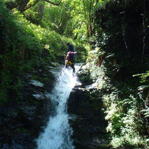 Descenso de barrancos en Cantabria