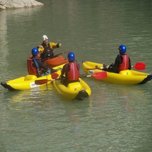 Descenso en Kayak - Huesca