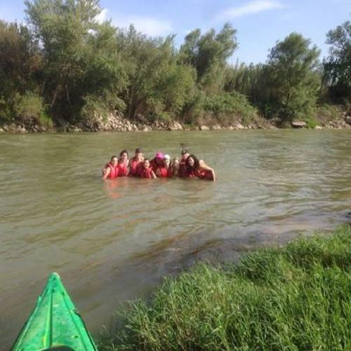 Descenso en Piragua o Kayak por el Cinca Salvaje para grupo - Tarragona