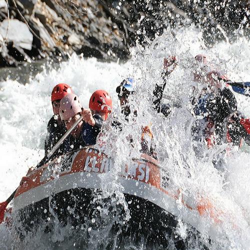 Descenso Rafting con almuerzo - Lleida
