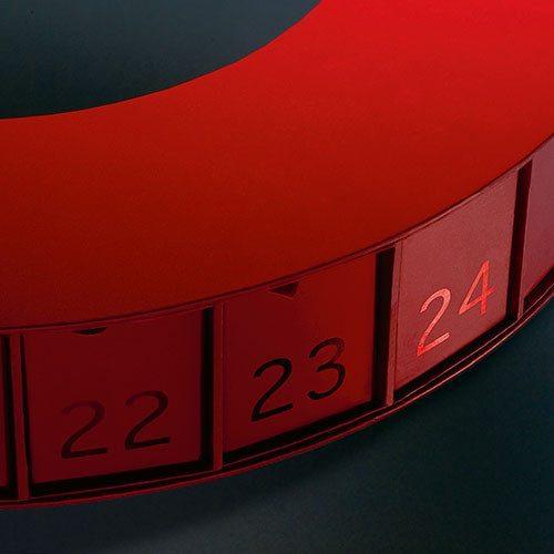 Design-Adventskalender zum Befüllen
