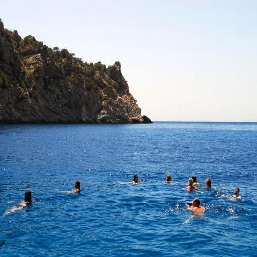Día en el Mar - Mallorca