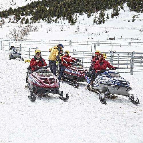 Día en la Nieve con Butifarrada para 2 - Lleida