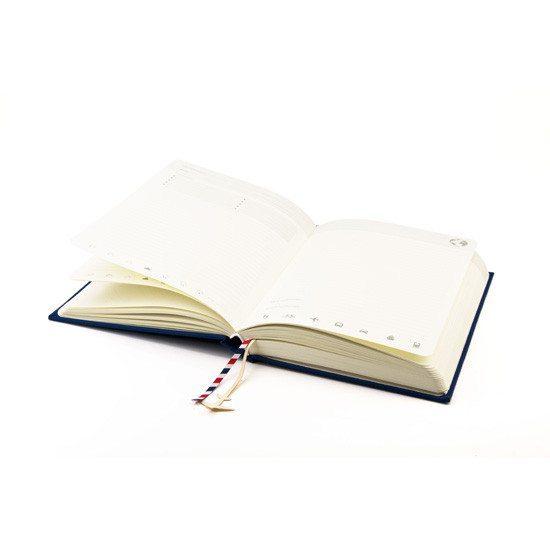 Diario de viajes - Para trotamundos con ganas de escribir