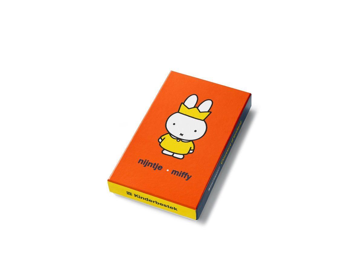 Divertida y tierna cubetería infantil Queen Miffy
