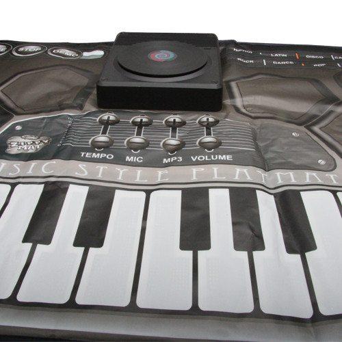 DJ Spielmatte – Detailansicht