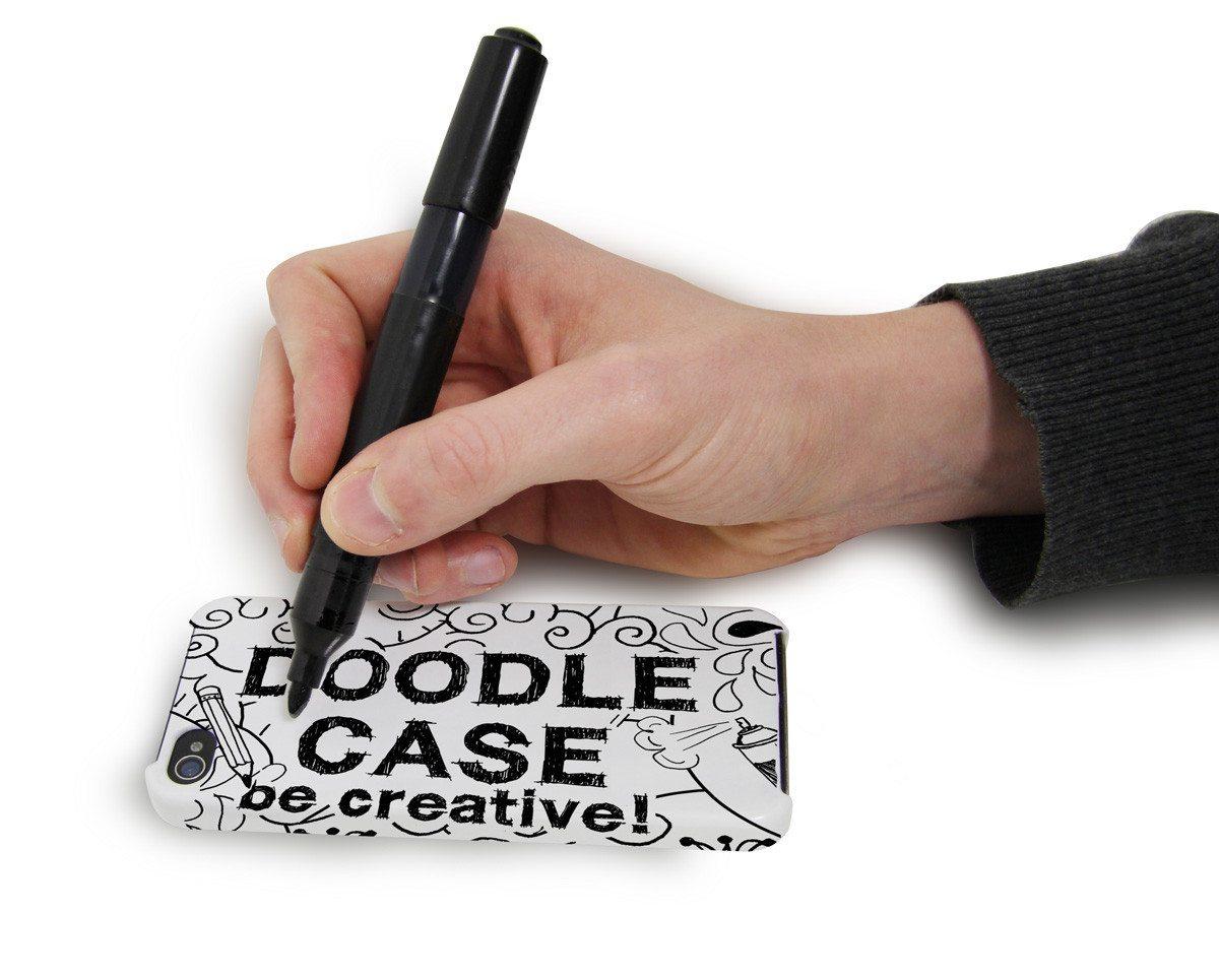 Doodle Case Set fürs iPhone