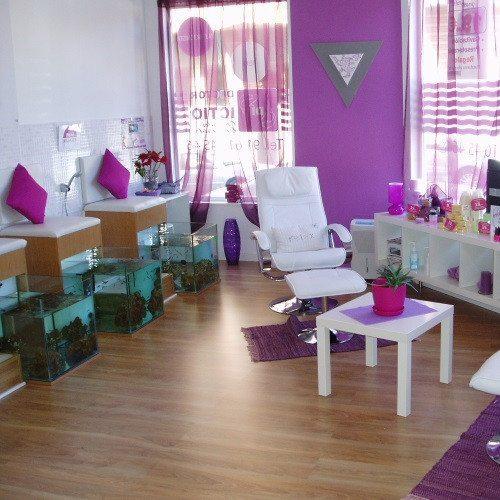Drenaje linfático + láser lipolitico en una zona en Alcorcón