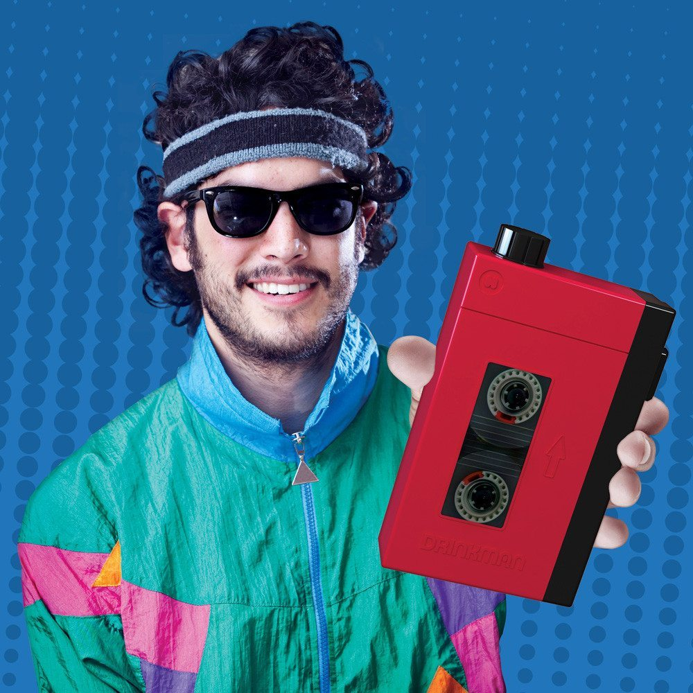 Drinkman, der Walkman