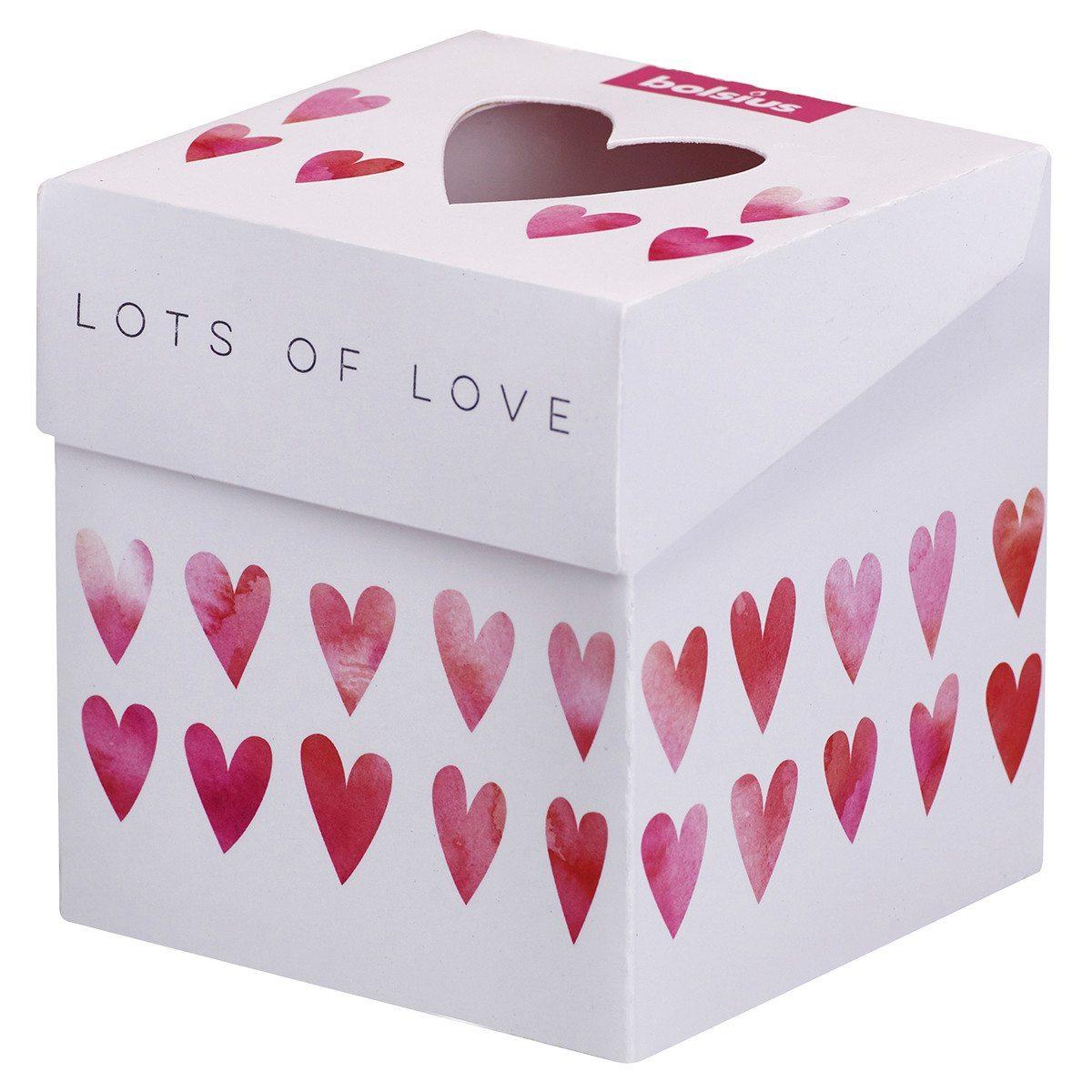Duftkerze mit Geschenkbox
