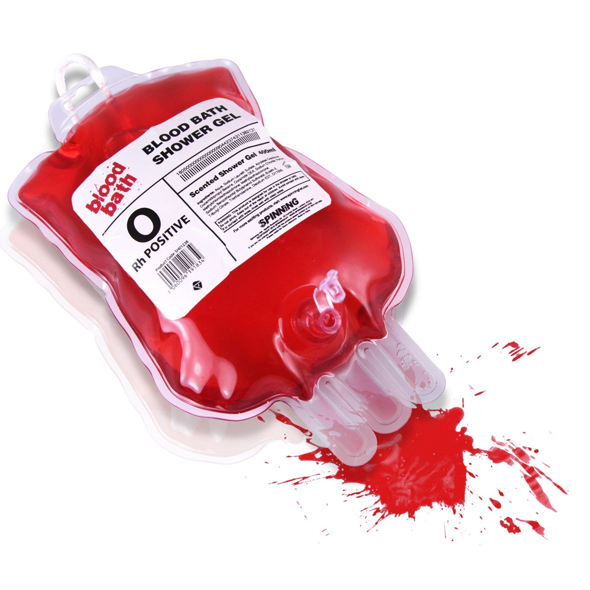 Duschgel Blutkonserve