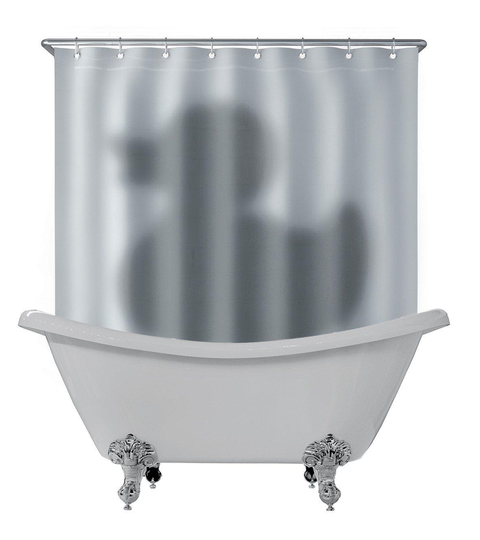 Duschvorhang Riesenente