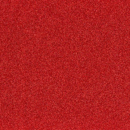 Edles Glimmer-Geschenkpapier - rot