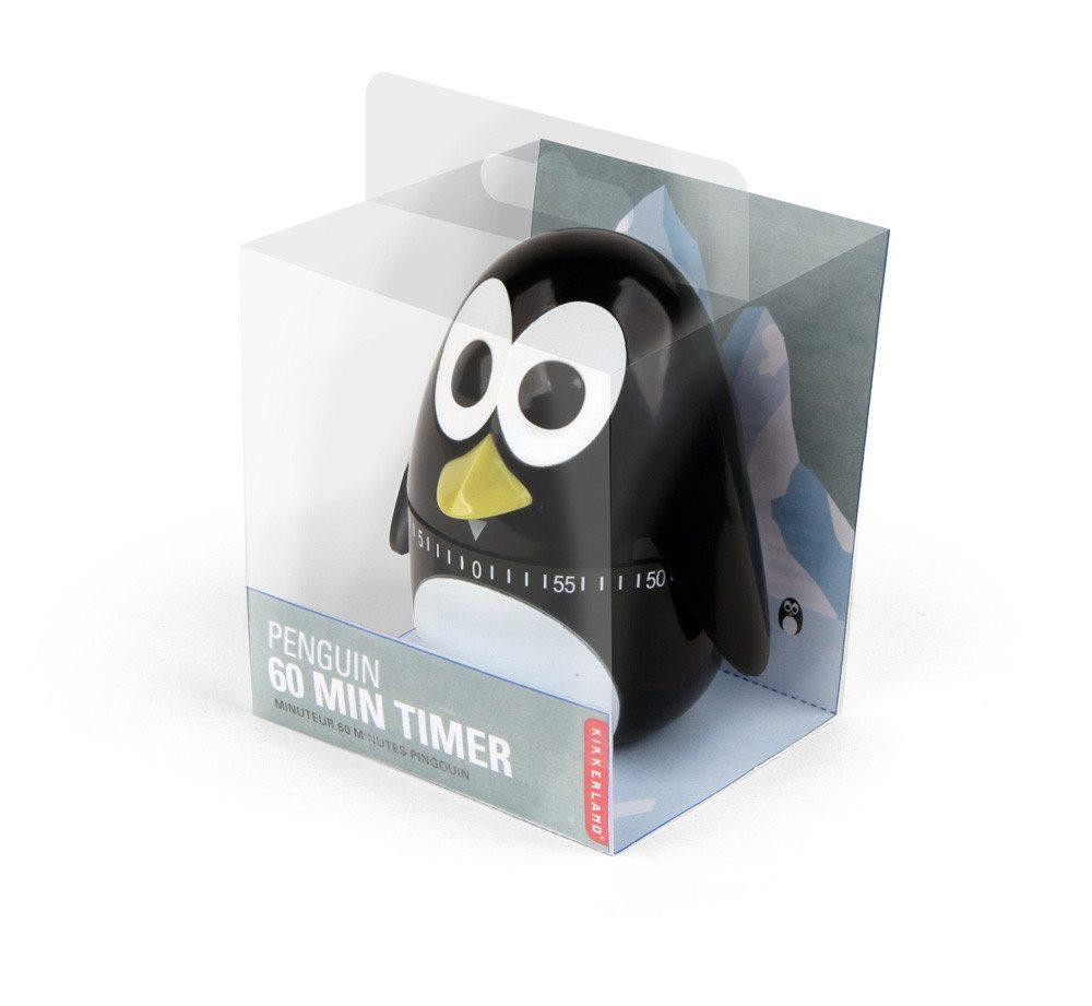 Eieruhr Pinguin verpackt