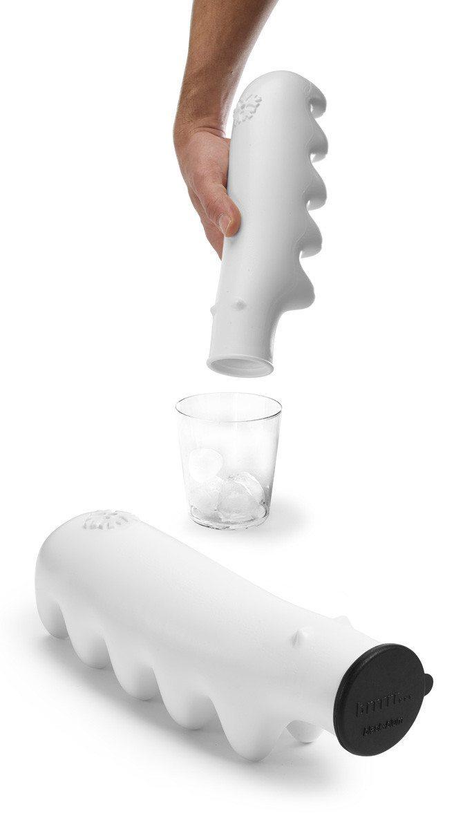Eisbär Eiswürfelform