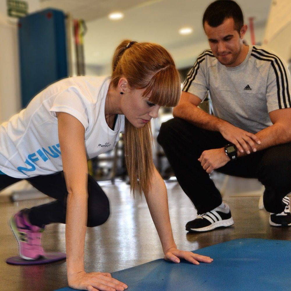 Entrenador Personal a domicilio - Madrid