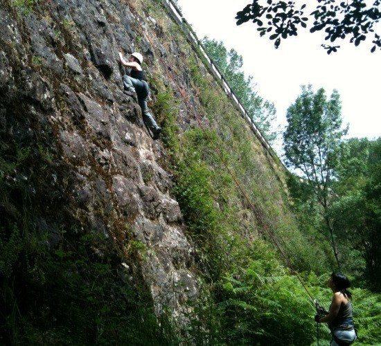Escalada, Rappel y Tirolina - Jaén