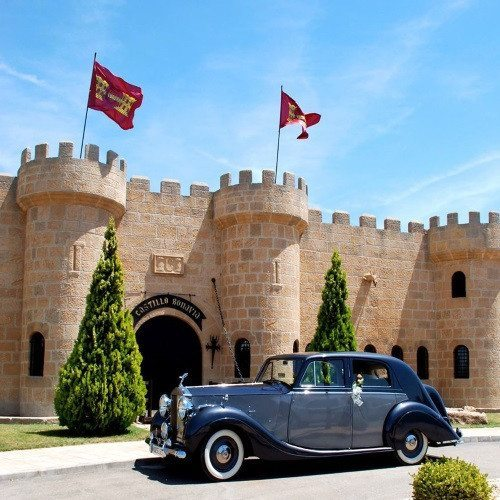 Escapada 3 días de Ensueño en Castillo Bonavía - Zaragoza