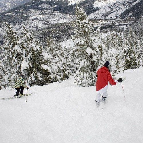 Escapada a la nieve en la Cerdanya