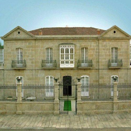 Escapada al Pazo Almuzara, sesión termal y visita a viñedos - Ourense