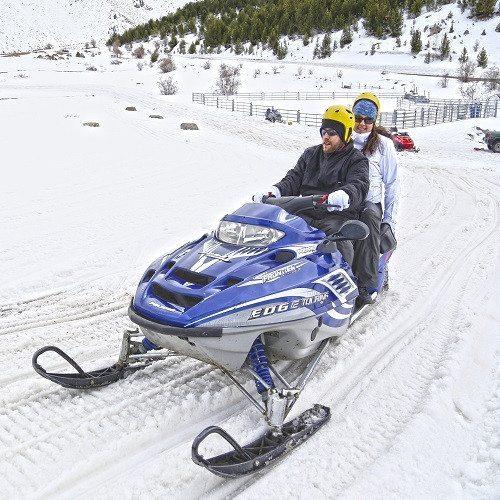 Escapada con Aventura en Nieve y Sauna para 2 - Lleida