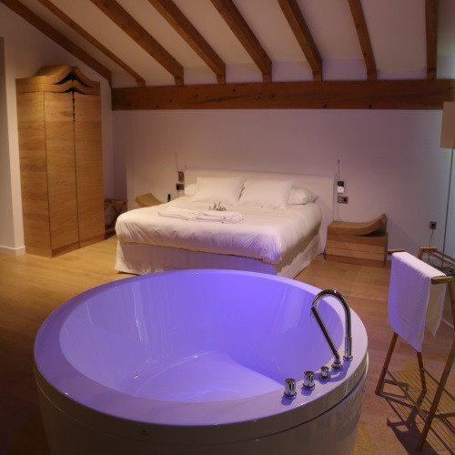Escapada en Hotel**** con encanto y Spa privado - Navarra