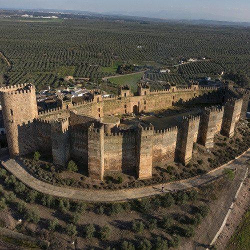 Escapada en Hotel Palacio y visita al Castillo de Burgalimar - Jaén
