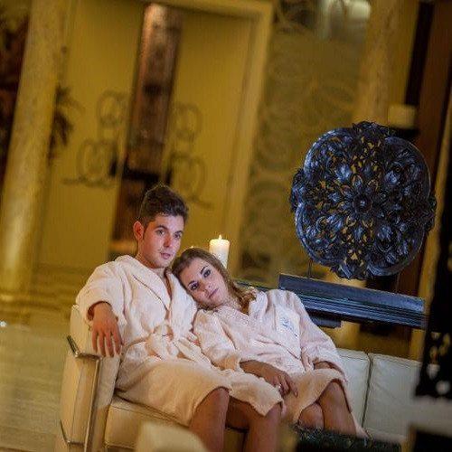 Escapada Relax en pareja con masaje aromático - Toledo