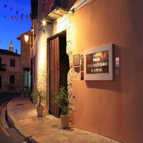 Escapada Relax y Gourmet en Posada Real 4*- Palencia