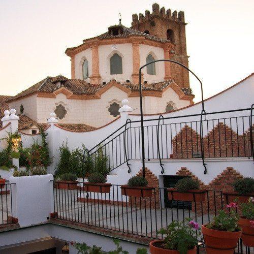 Escapada Romántica con Baños Árabes - Córdoba