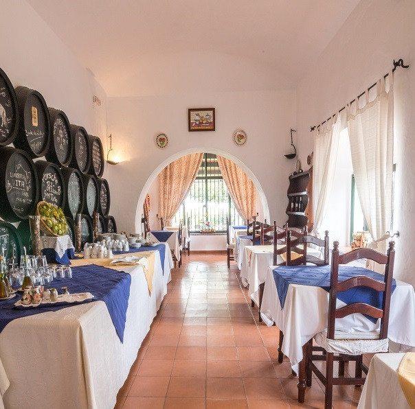 Escapada Romántica en Hacienda andaluza con cena privada - Cádiz