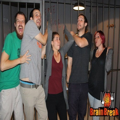 "Escape Room ""Brain Break"" - Madrid"