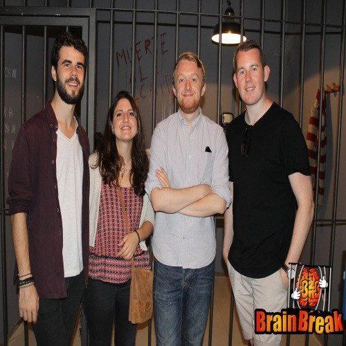 "Escape Room ""Brain Break"" - Madrid"