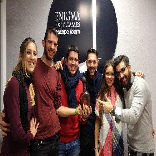 "Escape Room ""El Agua de la Vida"" - Málaga"