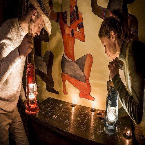 Escape room: El misterio de la momia - Alicante