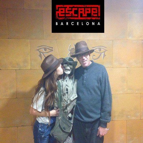 """Escape Room """"La maldición del Faraón"""" - Barcelona"""