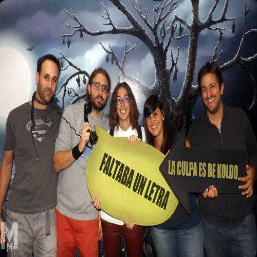"""Escape Room """"Mad Mansion"""" - Bilbao"""