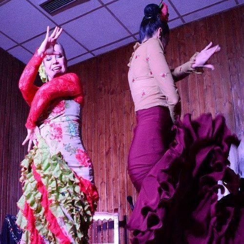 Espectáculo Flamenco con Cena para dos - Madrid
