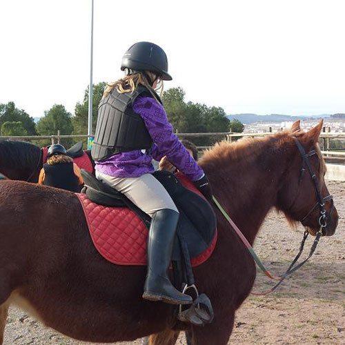 Excursión a caballo - Barcelona