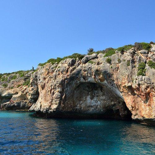 Excursión en barco de 4 horas - Mallorca