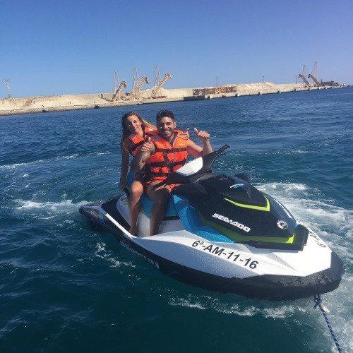 Excursión Jet Ski - Almería