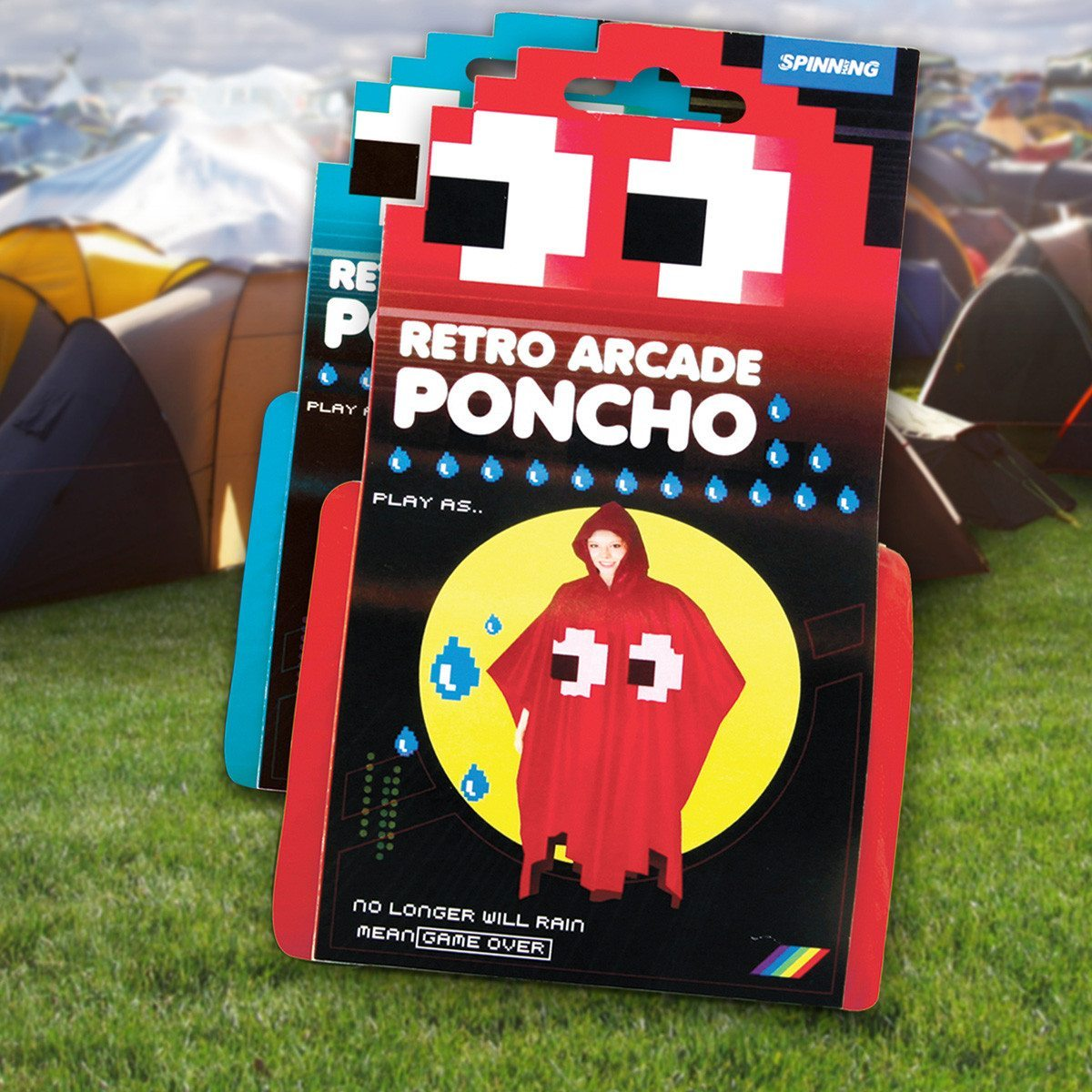 Festival-Poncho