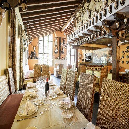 Fin de semana gastronómico en La Casona de Cosgaya - Cantabria