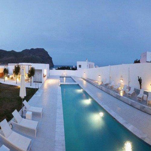 Fin de Semana Romántico en Hotel 4* con Cenas y Spa - Almeria