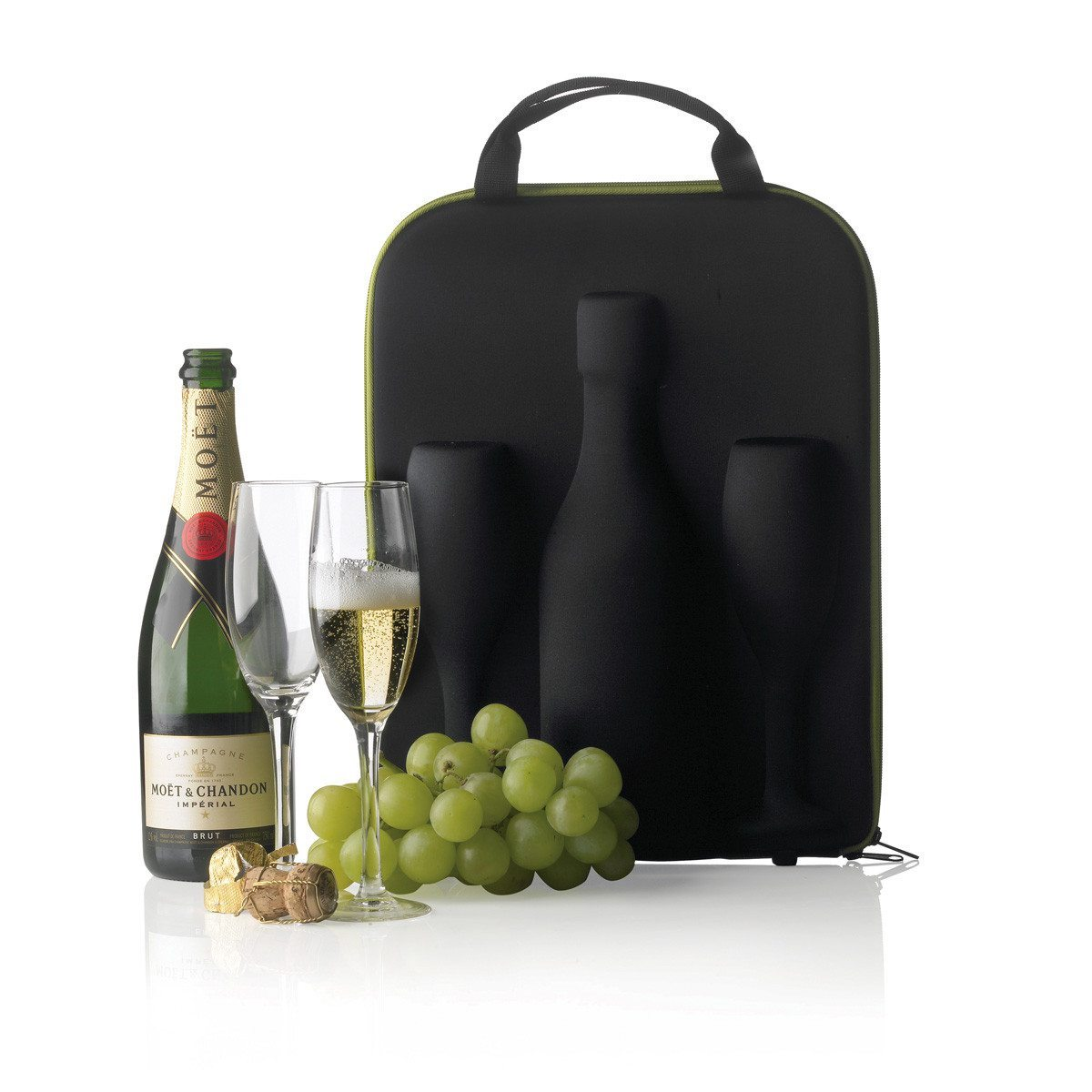 Flute - Die Champagnertasche für gemütliche Stunden zu Zweit