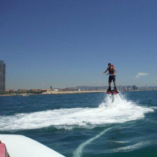 Flyboard - Barcelona