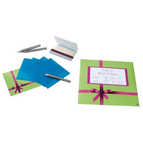 Flying Wish Paper – 50 fliegende Wunschzettel - Schleife
