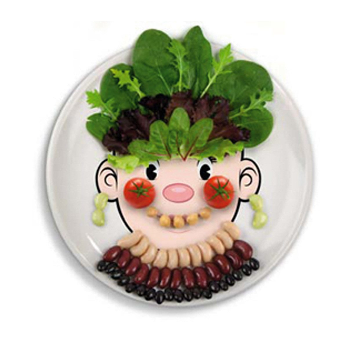 Food Face Teller