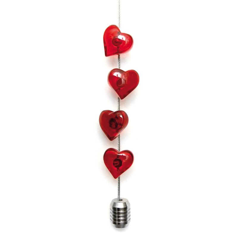 "Fotoleine ""Hearts"""